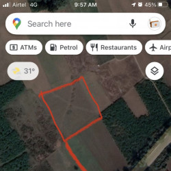 Plot For Sale On Buxar Chausa Road